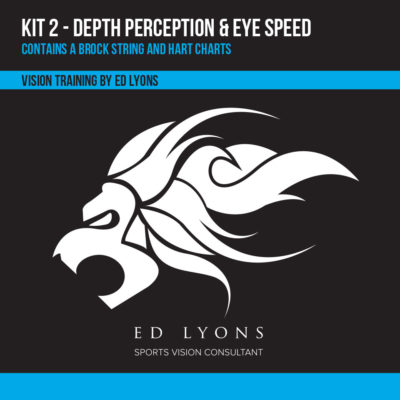 Ed Lyons - Sports Vision Kit 2 -Depth Perception and Eye Speed
