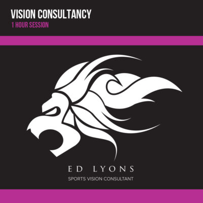 Ed Lyons - 1 hour Vision Consultancy Session