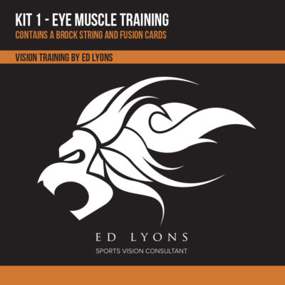 Ed Lyons - Sports Vision Kit 1 - Eye Muscle Training