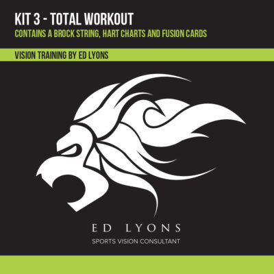 Ed Lyons - Sports Vision Kit 3 - Total WorkOut