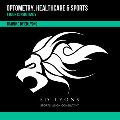 1 Hour Consultancy for Optometry, Healthcare and Sports Professionals