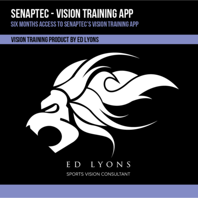Senaptec - Vision Training App