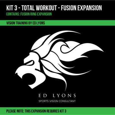Kit 3 - Fusion Card Expansion