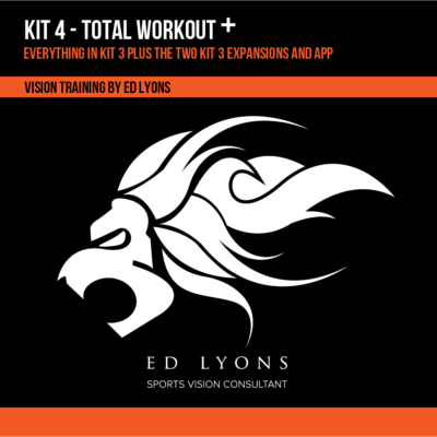 Kit 4 - Total Work Out Plus